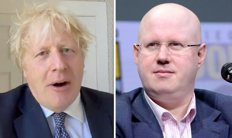 """Matt Lucas says Boris Johnson is a """"Have I a Comb"""" and criticizes his appearance in the U-turn video"""