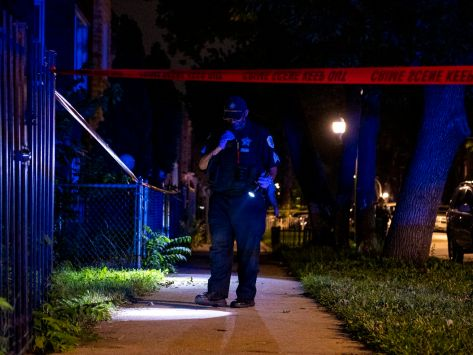 One person was killed, and thirteen others were wounded in shootings July 19, 2021, in Chicago.