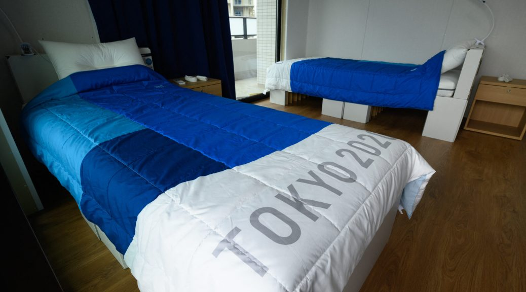 Fact Check: Have Tokyo Olympics Athletes Been Given 'Anti-Sex' Beds?