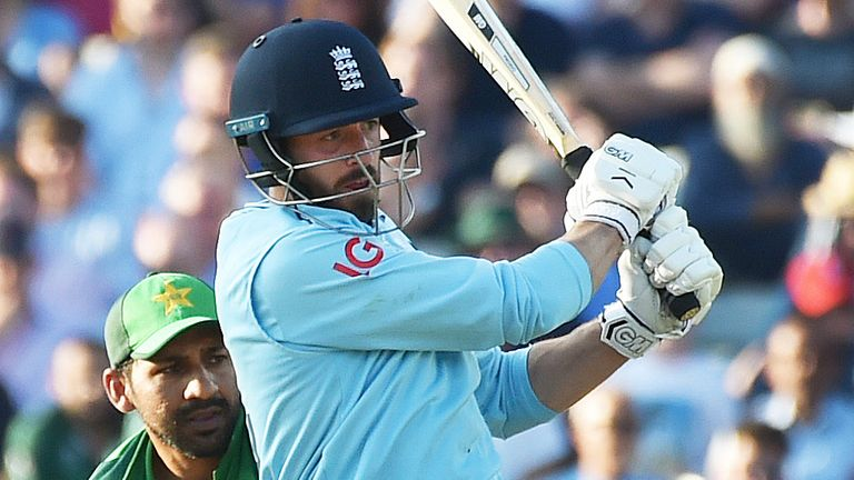 Vince hits maiden ton to lead England to series sweep