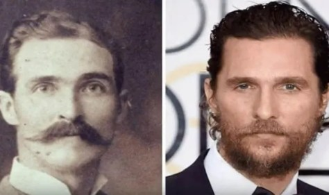 startling photos prove celebrity time travellers are real