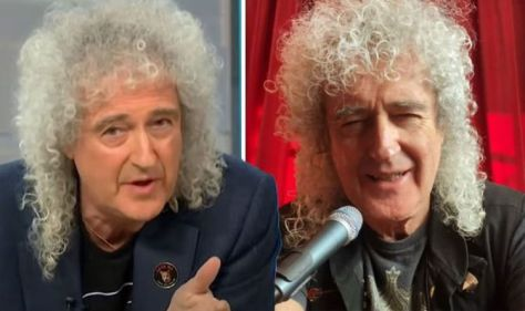 Brian May, Queen of 'Lots Of Complications' legend gives an update on the 'terrible' health battle