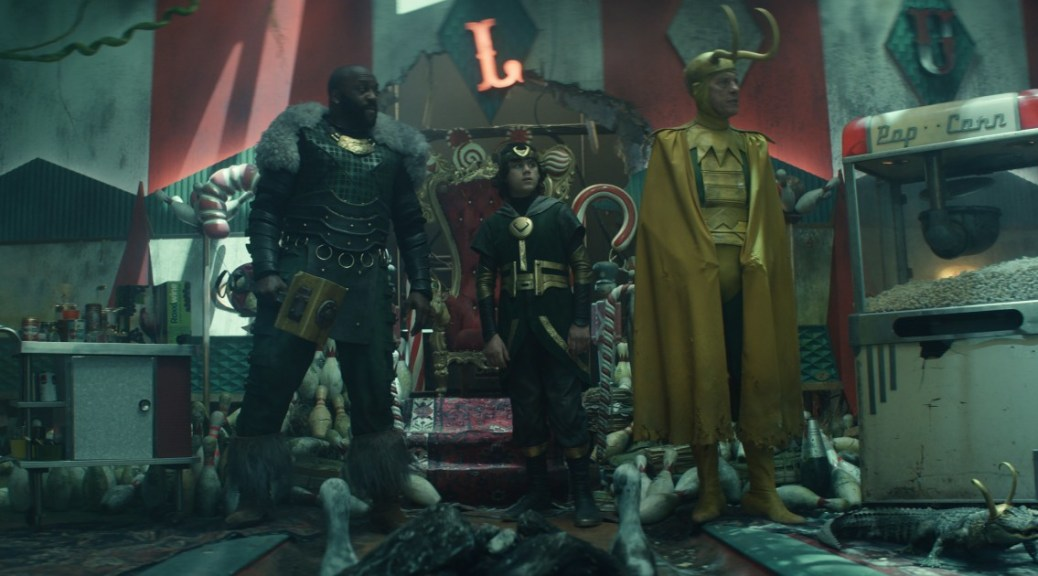 We meet a new monster in 'Loki' Episode 5. Here's its comic book backstory