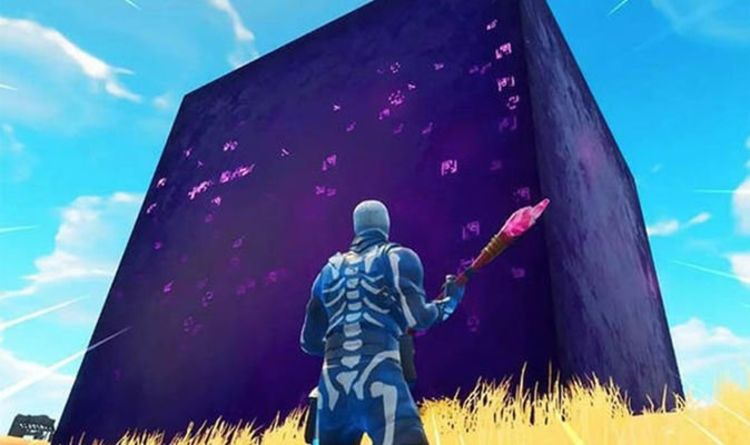 Fortnite Season 7 and 8 Leaks: Kevin The Cube RETURNS Chapter 3 Story Tease