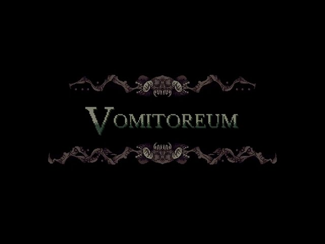Imagine Metroid Prime as the Doom engine. But it's a nightmare. That's Vomitoreum