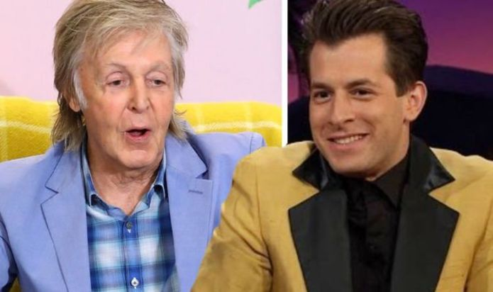 Paul McCartney told 'I can't possibly charge you' by Mark Ronson over wedding request