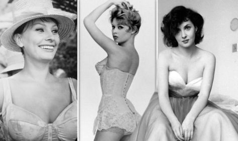 Brigitte Barrot, Sophia Loren and Gina Lollabrigida are 50s icons that prove age is not a number