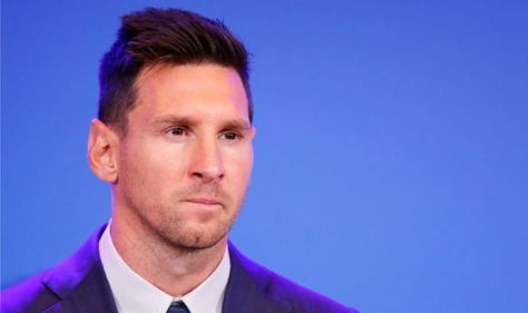 Lionel Messi's PSG shirt number could be the same as Neymar's No 10