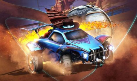 Rocket League Season 4 release date and start time news.