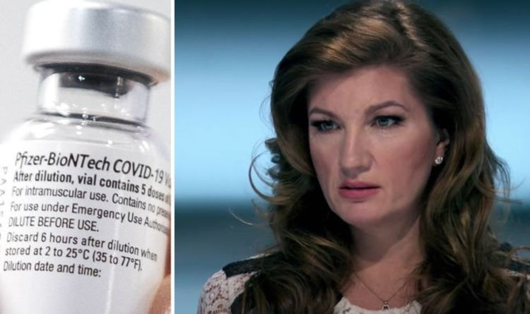 """Karren Brady is furious at footballers being required to get vaccines """"Must be your personal choice"""""""