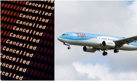 TUI cancels additional flights and holidays in October, including Spain, Turkey, and the USA