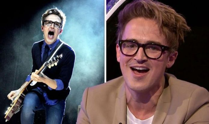 Former dancer Tom Fletcher questions Tom Fletcher about his dancing history Shows are best when you're professional