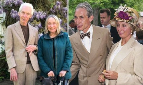 Charlie Watts, Rolling Stones singer and guitarist's final picture with his beloved wife after his tragic death