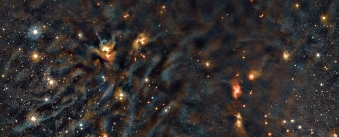 This Eerie Star Nursery Shows How The Solar System Got Radioactive Elements