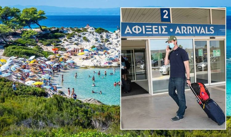 Greece holiday: Which are the most recent rules for some lockdown? Are there any measures to make it easier?