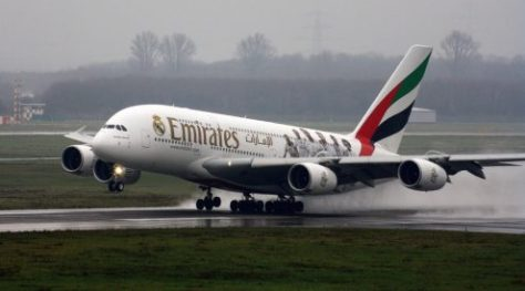 Emirates introduces more flights to South Africa
