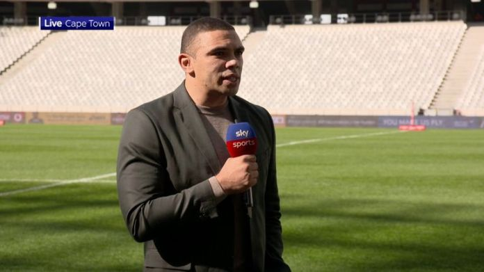 Habana said before kick-off in the second Test that Erasmus' criticism of refereeing during the first Test hurt the values of the game