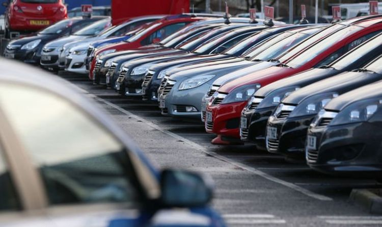 """Due to """"supply"""", used car prices have risen to new records New vehicles are subject to constraints"""