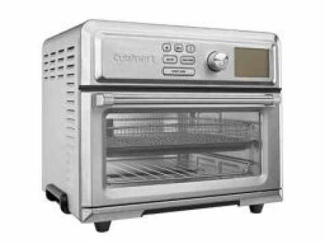 Cuisinart CTOA-130PC1 Digital Convection Toaster Oven Air Fryer (Certified Refurbished) -- $157.99