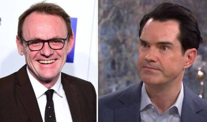 Jimmy Carr says he loved Jimmy Carr on 8 out of 10 Cats co-star Sean Lock's death