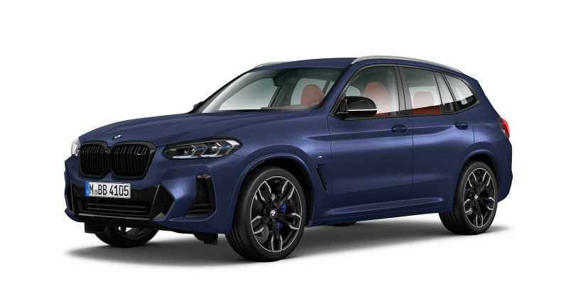 BMW Individual Program Available for All X3,X4,X5,X6, and X6 X7 models
