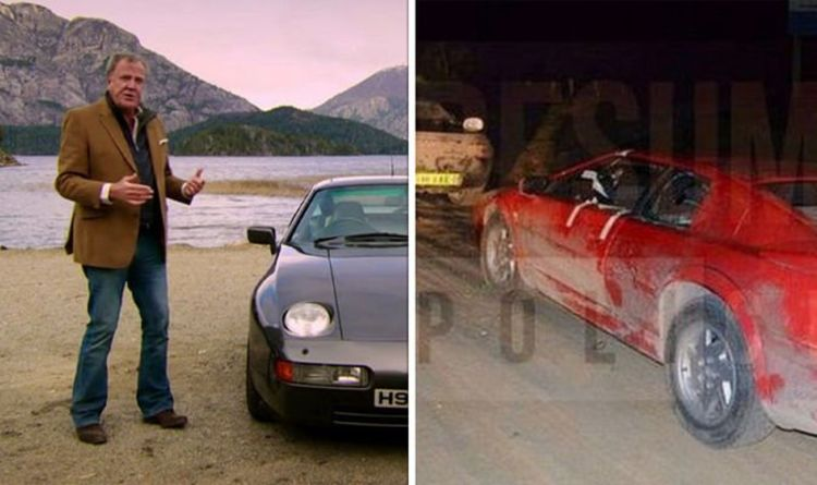 """Top Gear controversy Porsche Jeremy Clarkson Nut size """"Act of stupidity"""""""