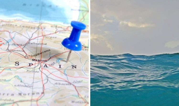 These 12 Spanish tourist spots could be found underwater 2100 - MAPPED