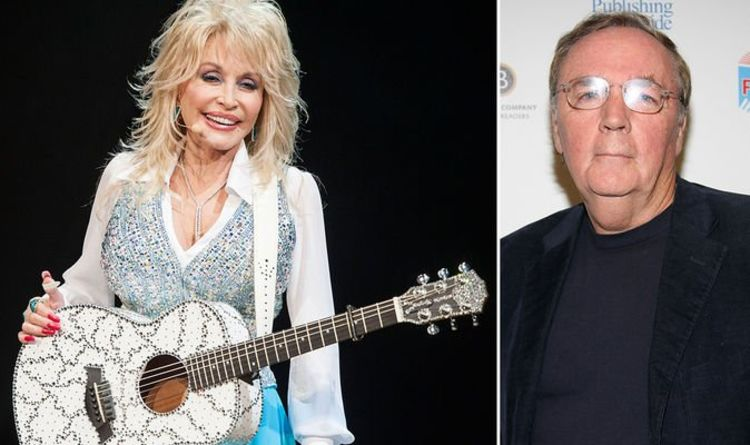 Dolly Parton writes debut thriller novel together with James Patterson.