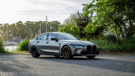 BMW M3 Competition Test Drive 8 of 40 830x467
