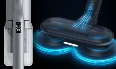 The vacuuming rival to New Dyson has a huge advantage Your floors