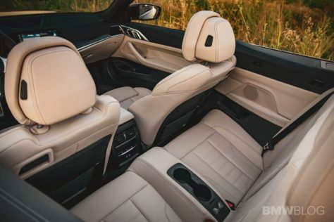 TEST DRIVE 2021 BMW 4 Series Convertible. Looking Beyond The Kidney Grille