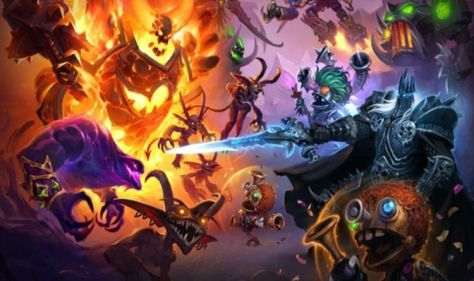 Update to Hearthstone Battlegrounds: New heroes and vengeance in today's patch