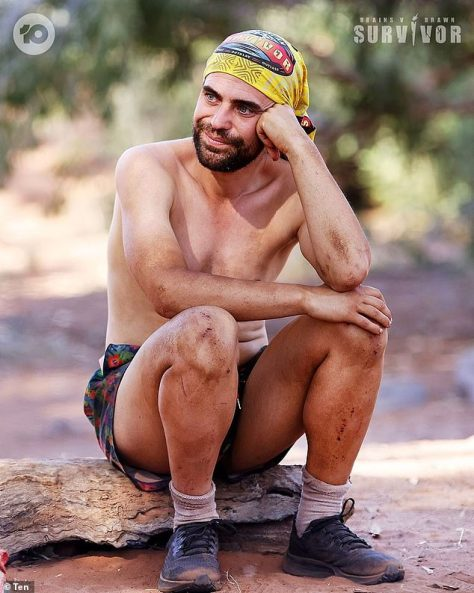 'If he wanted to sit around, he should've gone on Big Brother': Australian Survivor star George Mladenov has hit a nerve with viewers over his frustrating habit of giving up on challenges