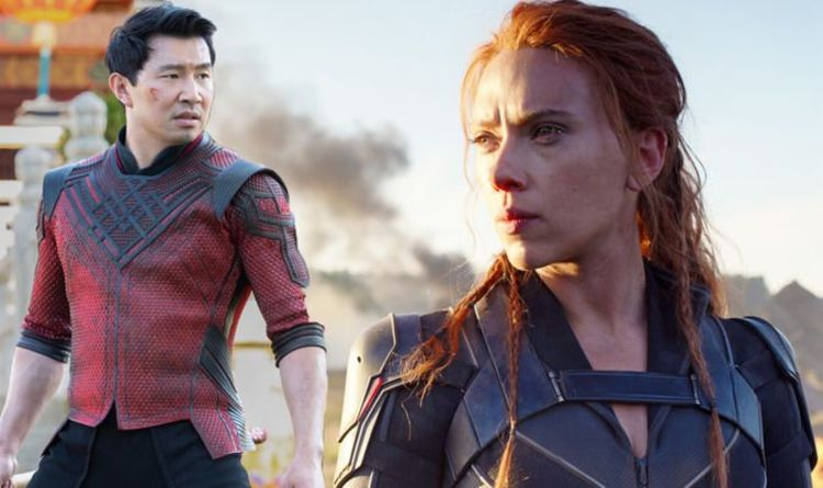 Marvel Cinema Discount: Half-price Shang-Chi and Black Widow tickets