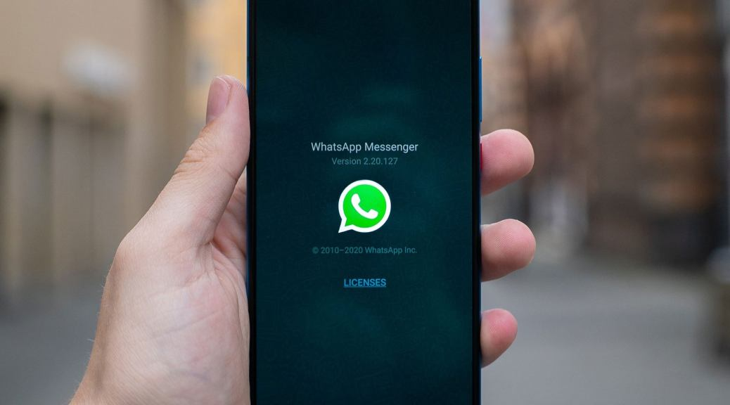 WhatsApp voice messages are being renewed, they're the new Features