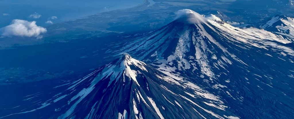 Rare Natural Event in Alaska Sees 3 Volcanoes Erupting at The Same Time