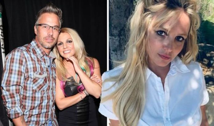 Britney Spears secretly marries Jason, her ex-fiance Fans of Trawick claim that Trawick was a decade old