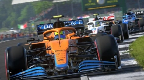 Codemasters brings back 3D Audio, and ray-tracing. F1 2021 for PS5