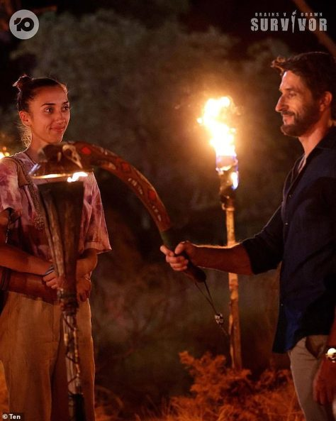 Outwrestled: The dating series did beat Ten's Australian Survivor: Brains vs Brawn, which attracted 595,000 viewers