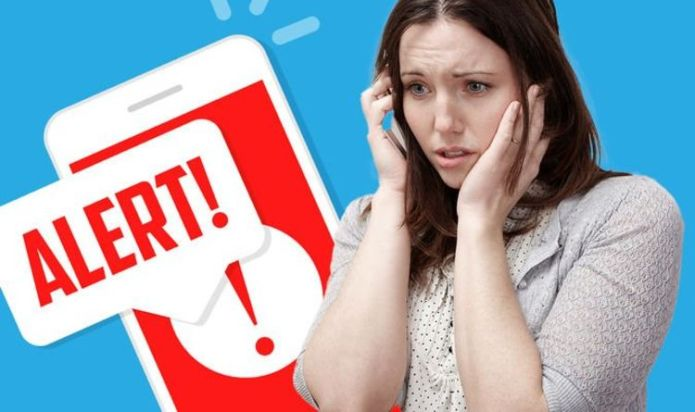 Beware Android users: This new text is dangerous and can be used to deceive you message threat