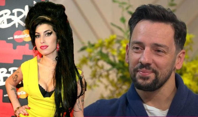 Death In Paradise star Ralf Little details 'magical' moment Amy Winehouse
