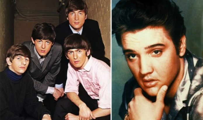 After meeting The Beatles, Elvis felt so offensive that he demanded their removal from America