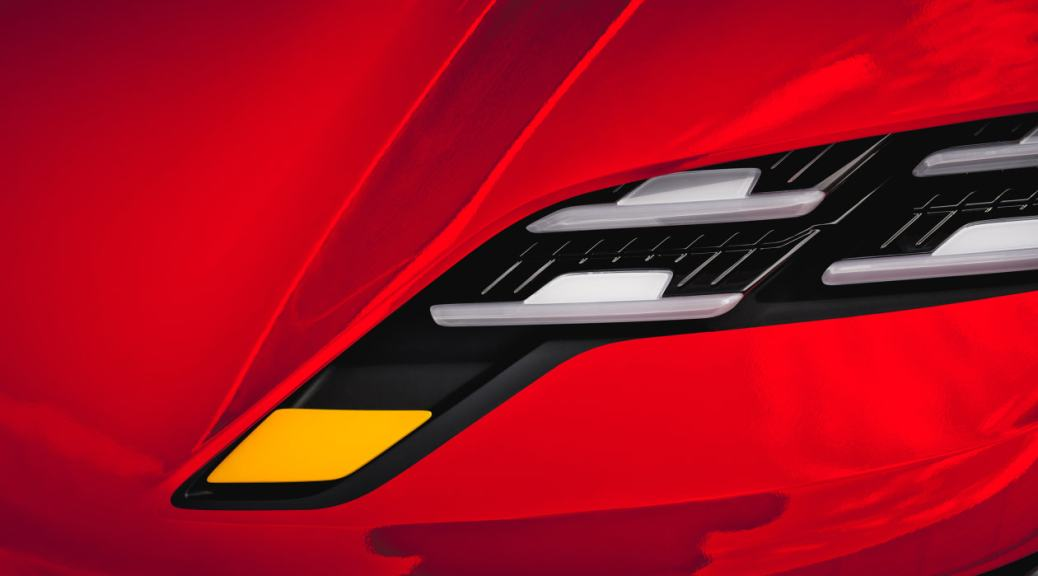 """Porsche teases a new concept that is """"future-oriented"""", which will be aimed at Munich"""