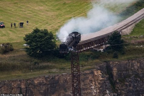 Back to business: Last month, Mission: Impossible 7 filming was reportedly paused again due to a positive Covid test with crew members speculating it could be Cruise