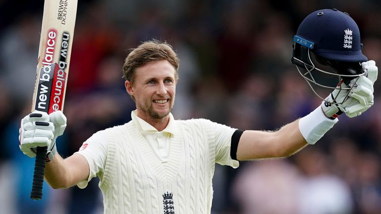 Majestic Root brings England the advantage