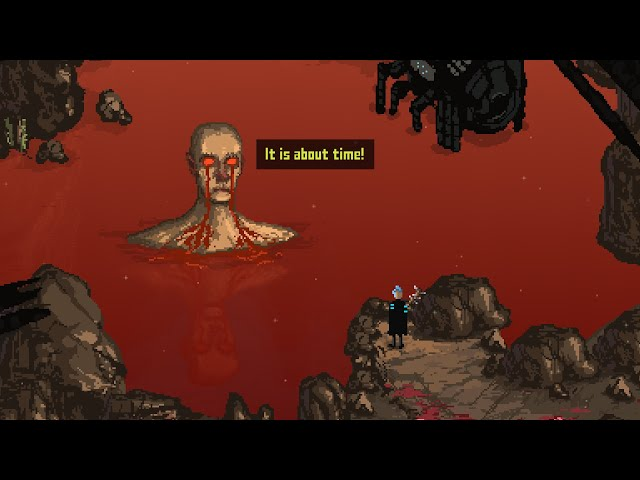 Death Trash is a nightmarish and stylish take on classics Now, Fallout is available on Steam