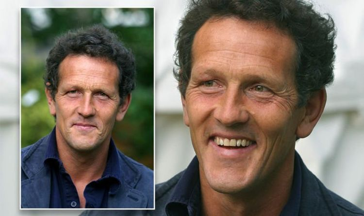 """Monty Don's health: """"I believe I'm dying"""" - The Gardeners World host was confronted with two fatal conditions"""
