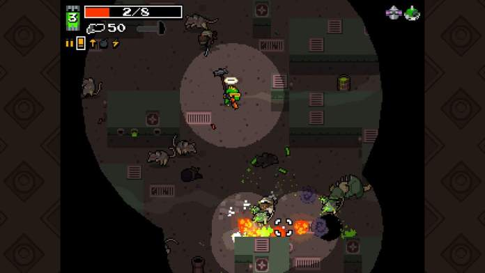 Nuclear Throne (Console and PC) - September 9 - Xbox Game Pass