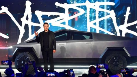 Tesla's Cybertruck delay until 2022 by Elon Musk This confirms