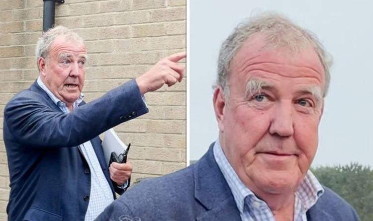 """Jeremy Clarkson's verdict: """"Went very well"""" Heated meeting with the locals"""